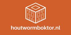 Houtworm Boktor Melden Logo